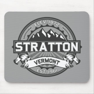 Stratton Grey Mouse Pad