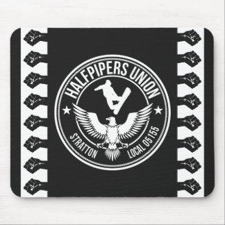 Stratton Halfpipers Union Mousepad