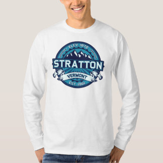 Stratton Logo Ice T-Shirt