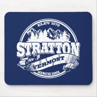 Stratton Old Circle Blue Mousepad