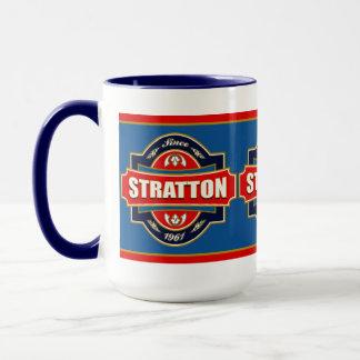 Stratton Old Label Mug
