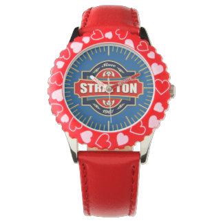 Stratton Old Label Watch