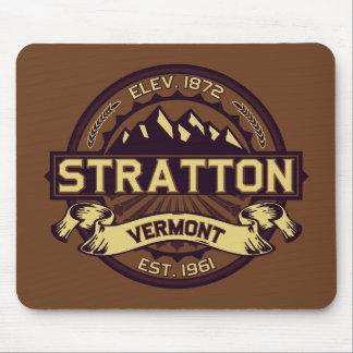Stratton Sepia Mousepad