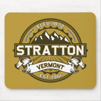 Stratton Tan Mouse Pad