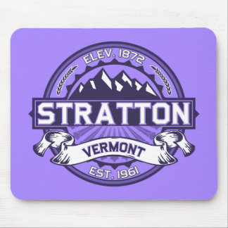 Stratton Violet Mouse Pad