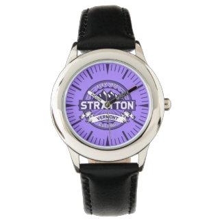Stratton Violet Watch