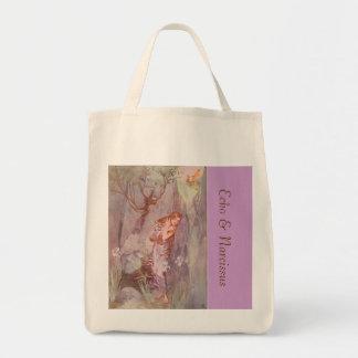 Stratton's Echo & Narcissus Tote Bag