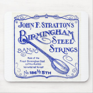 Strattons Strings Mousepad