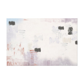 Stratum Abstract Canvas