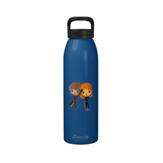 Stratus Janice & Lagomora Bottle Water Bottle