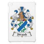 Straub Family Crest iPad Mini Covers