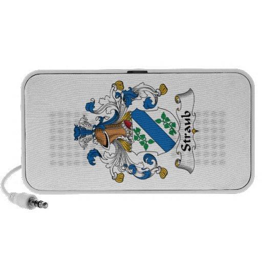 Straub Family Crest Portable Speaker