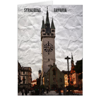 Straubing-Bavaria Card