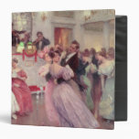 Strauss and Lanner - The Ball, 1906 3 Ring Binders