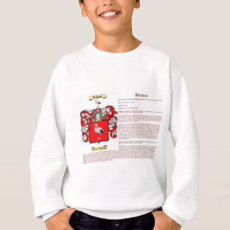 strauss (meaning) sweatshirt