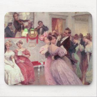 Strauss y Lanner - la bola, 1906 Alfombrilla De Raton