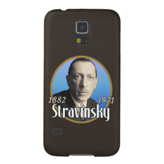 Stravinsky Carcasa Para Galaxy S5