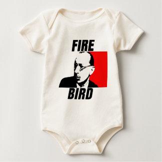 Stravinsky Firebird Mamelucos De Bebé