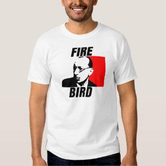 Stravinsky Firebird Remera