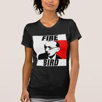 Stravinsky Firebird Remeras