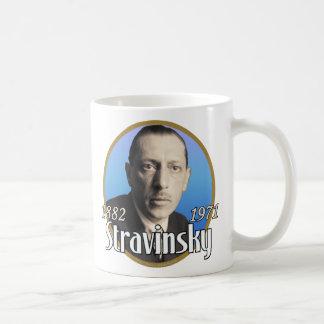 Stravinsky Taza Clásica
