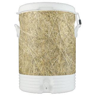 Straw Bale Cooler