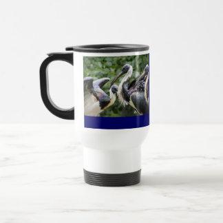 Straw-necked Ibis Travel Mug