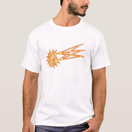 Straw star comet straw star comet T-Shirt