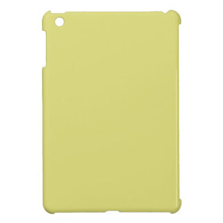 STRAW (the color of hay / pale yellow) ~ Case For The iPad Mini