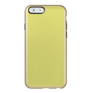 STRAW (the color of hay / pale yellow) ~ Incipio Feather® Shine iPhone 6 Case