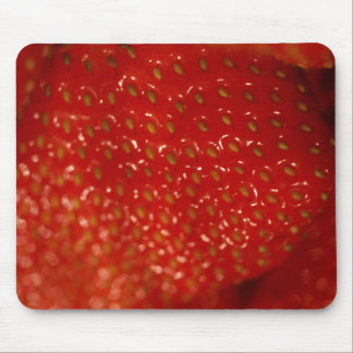 Strawberries #3 mouse pad