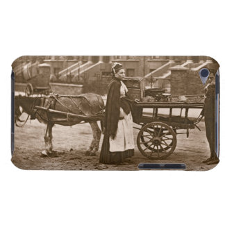 'Strawberries - all ripe, all ripe!', 1876-78 (woo iPod Touch Cover