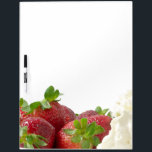 """Strawberries and Cream Board<br><div class=""""desc"""">Board with photo of strawberries and cream</div>"""