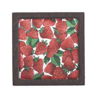 Strawberries and Cream Gift Box