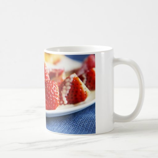 Strawberries and Cream mug