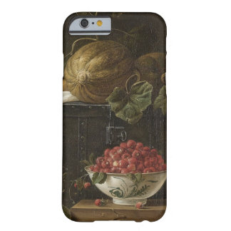 Strawberries and melons barely there iPhone 6 case