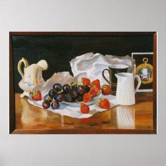 Strawberries & Cream 2004 Poster