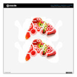 strawberries decal for PS3 controller