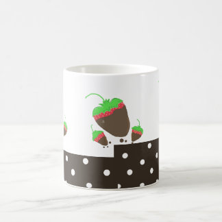 Strawberries Dipped in Chocolate Coffee Mug