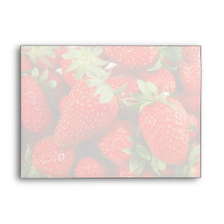 Strawberries Envelope
