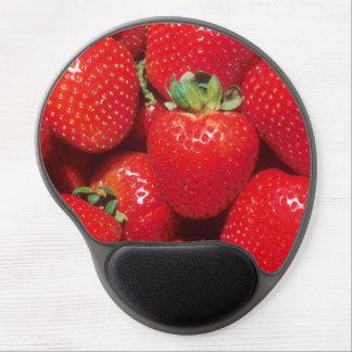 Strawberries Gel Mouse Pad
