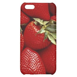 Strawberries iPhone 5C Case