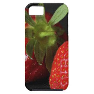 strawberries iPhone SE/5/5s case