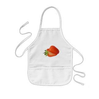 Strawberries Kids' Apron