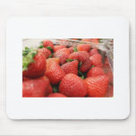 Strawberries Mousepads