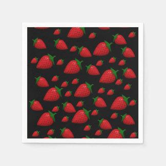 Strawberries Napkin