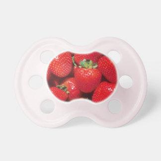Strawberries Pacifier