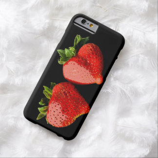 Strawberries phone case barely there iPhone 6 case