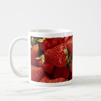 Strawberries Photo Coffee Mug