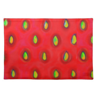 STRAWBERRIES PLACEMATS